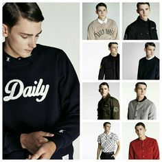 CHECK hot new #menswear looks @DailyPaper 2015 Fall/Winter Lookbook  #dailypaper #dutchstreetwear #streetwear #streetluxe #dandy #bespoke #mensfashiontrends #dandystyle #dapper #mensfashionnetwork #mensfashiontrends #gq #complex #hypebeast