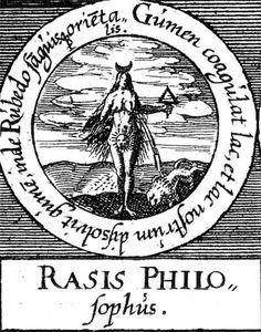 ALQUIMIA VERDADERA: Emblema 26. Rasis, filósofo La goma espesa la leche y…