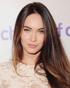 Megan Fox...suits any hair colour *sigh*