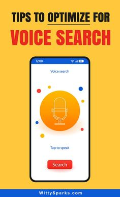 Tips ans strategies to optimize for voice search. Seo Strategy, Content Marketing Strategy, Seo Marketing, Marketing Digital, Search Optimization, Google Voice, Seo Tutorial, Seo Techniques, Writing Services