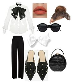 """""""Untitled #9"""" by alexandra-marinela on Polyvore featuring Elisabetta Franchi, Temperley London, Aspinal of London and ASOS"""