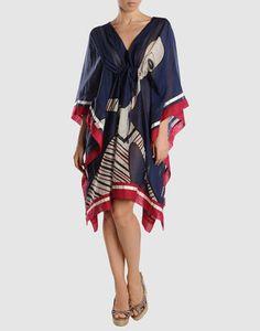Beach cover up dress / ShopStyle: ANTONIO MARRAS IL MARE ビーチドレス