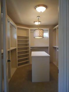 nice closet space