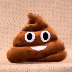 Poop Emoji Pillow – Throwboy Pillows i need this in my life (Hint Hint my birthday is in 18 days )