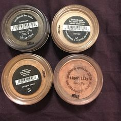Bareminerals eyeshadow Barely used 3 for $10 bareMinerals Makeup Eyeshadow