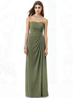 Olive Green Bridesmaid Dress                                                                                                                                                                                 More