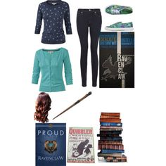 """""""Studying at Hogwarts"""" by ginnyweasley18 on Polyvore"""