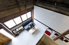 TD atelier and endo shojiro turn kyoto machiya into home office