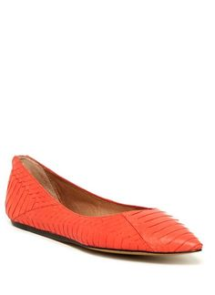 Pointy flats / Sponsored by Nordstrom Rack