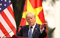 FOX NEWS: Trump plans  'major announcement' after Asia trip raising speculation about North Korea trade