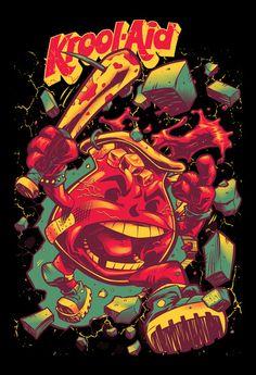 """""""Krool-Aid"""" by Beastwreck"""