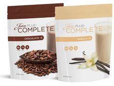 Juice PLUS+ Complete Shake Chocolate & Vanilla