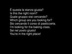 learn italian conversation 15