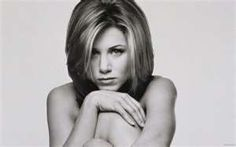 Jennifer Aniston..I think she is amazingly beautiful and I want to be her when I grow up