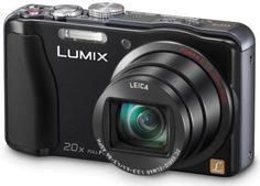 Lumix DMC-TZ30 - цифровой фотоаппарат Panasonic