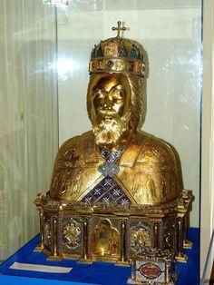 Szent László Magyar Király / Saint King Ladislaus of Hungary