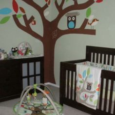 This is how I am going to decorate for my grand baby whenever I get one:)