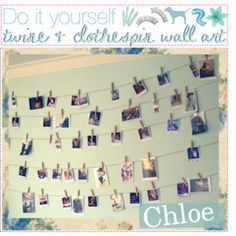 Did this to my room and just found this pic withnmy name on it. Meant to be.