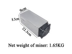 Bitcoin Miner Blake256 DCR Asic Miner Decred  Btc BCH Miner ANTMINER T9+ 10.5T Bitcoin SHA256 FFMiner D18 340GH/S 160W mini Sale Only For US $108.00 on the link Mini Sales, Bitcoin Miner, Link, A3, Cube