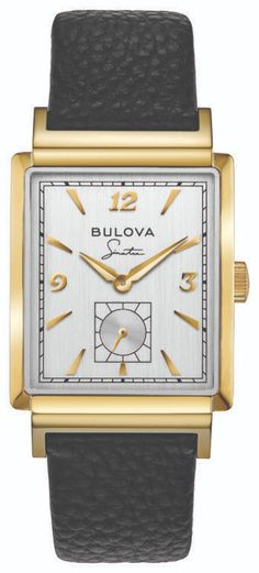 Bulova Unveils Frank Sinatra Collection: Four New Designs On 10 New Watches | WatchTime - USA's No.1 Watch Magazine Frank Sinatra My Way, Bulova Watches, Black Accents, Square Watch, One Design, Second Hand, Blue Eyes, Magazine, Collection