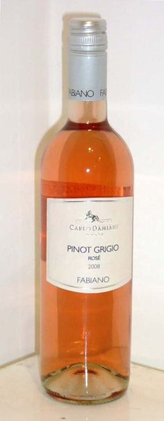 Pinot Grigio blush....not just for summer