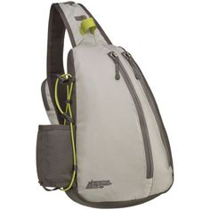 Slingpack from MEC- I love this bag!