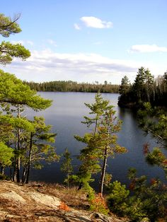 An afternoon in the BWCA.  ~Northern Minnesota  BWCA means Boundary Waters Canoe Area---way up north near the Canadian border.