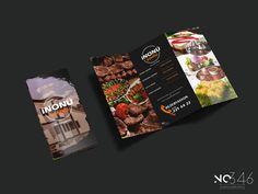 CTE İş Yurtları Restorant Amerikan Servis ve Broşür Tasarımı – No346 creative media office