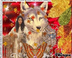 wolf squaw