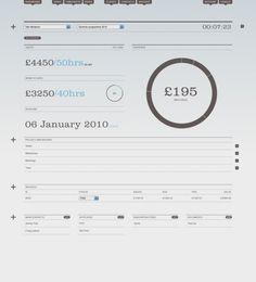 8 best Invoice design images on Pinterest   Invoice design, Charts ...