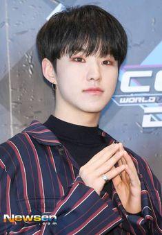 Seungkwan, Wonwoo, Jeonghan, Hoshi, Seventeen