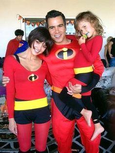 #disfraz #familia #costume Carnaval Halloween Jessica Alba