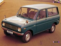 Images of Mazda Porter Van 1968 Classic Japanese Cars, Japanese Sports Cars, Classic Trucks, Classic Cars, Mini Car, Mazda Cars, Japanese Domestic Market, Unique Cars, Sweet Cars