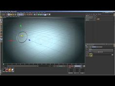 How to Bake Thinking Particles in Cinema 4D - YouTube