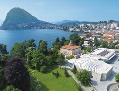 Event platform for the City of Lugano