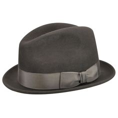 bf9d9e44f8370 Country Gentleman Floyd Fedora Traditional Bow
