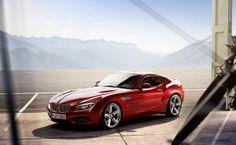 BMW Zagato Coupe Wallpaper