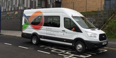 Bolton St Catherine's new minibus