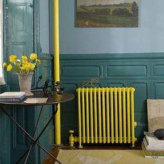 Un intérieur bicolore entre tradition et modernité - Marie Claire Maison