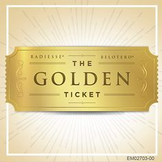 Enter The Golden Ticket Contest and you could win a lower face makeover valued at up to $5,000. Click to learn more. See bit.ly/2dNh7Ti for Official Rules.
