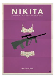 Affiches de films dans un style minimaliste affiche for Affiche minimaliste