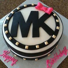 MK Cake.... A Micheal Kors Bidthday cake wooohoooo lol