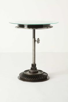 Benzara Metal Glass Accent Table Designed As A Movie Reel | Living/Game  Room | Pinterest | Movie Reels, Game Rooms And Glass