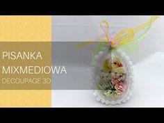 Pisanka mixmediowa - YouTube
