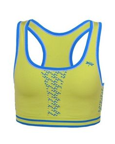 647fe05d12812 Girls Racer Sports Bra or sports bralette by Dragonwing girlgear is  designed to provide support and