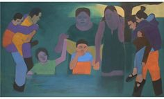 Casas Riegner » 2012 – Empatía, Beatriz González Contemporary Art, Family Guy, Guys, Illustration, Faces, Painting, Fictional Characters, Image, Art Criticism