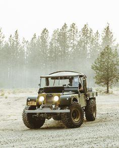 land rover series one ute - land rover series one ute Landrover Defender, Landrover Series, Ranger, Expedition Vehicle, Off Road, Gi Joe, Buggy, Car Wheels, Pontiac Gto