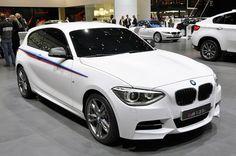 BMW M135i Branca