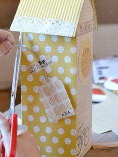 DIY: decorar la casita