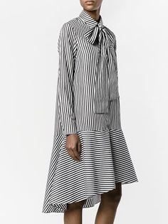 Osman платье в полоску